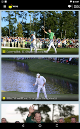 The Masters Golf Tournament APK screenshot thumbnail 8