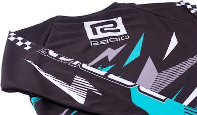 Radio Lightning BMX Race Jersey - Long Sleeve, Men's alternate image 4