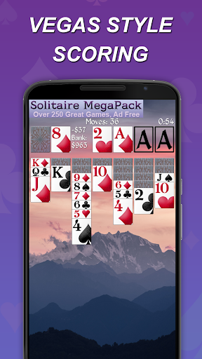 Solitaire Free Pack  gameplay | by HackJr.Pw 5