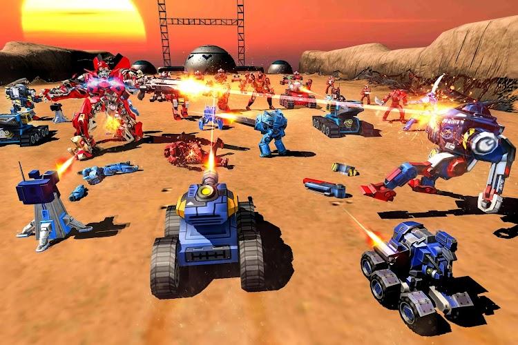 Download Future Robot Battle Simulator: Futuristic Robot APK latest