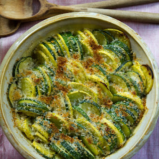 Baked Summer Squash Recipe