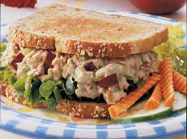 Apple Tuna Sandwiches Recipe