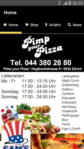 Pimp your Pizza
