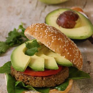 Vegetarian Burgers.