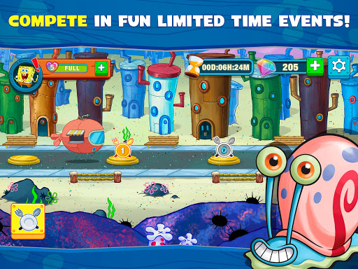 SpongeBob: Krusty Cook-Off 1.0.21 Screenshots 23