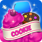 Pastry Mania Star - Cookie Jam