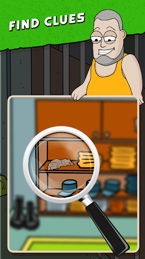 Spot the Difference: Prison Escape & Mind Games screenshot 2