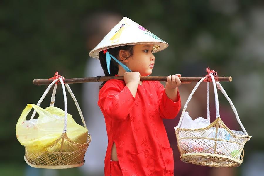 by Hà Mã - Babies & Children Children Candids