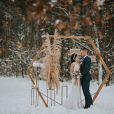 Wedding photographer Małgorzata Słowik (mordziska). Photo of 14.01.2019