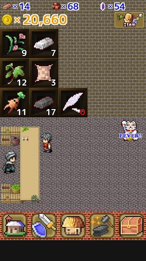 模擬必備免費app推薦|はじまりの村 -お店経営シミュレーションゲーム-線上免付費app下載|3C達人阿輝的APP