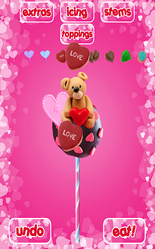 教育必備免費app推薦|Cake Pops Valentines Day FREE線上免付費app下載|3C達人阿輝的APP