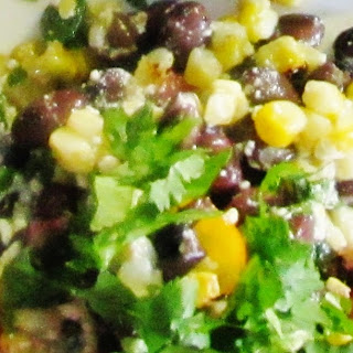 Grilled Corn and Black Bean Salad Recipe
