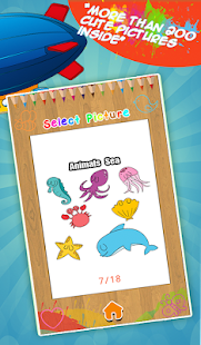 Kids - Drawing & Coloring - náhled