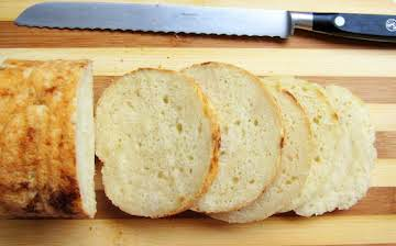 REAL White Savory Bread - pressure cooker recipe