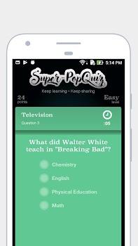 Super Pop Quiz