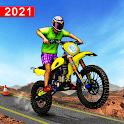 Mega Ramp Bike Stunts : Impossible Bike Game 2021 icon