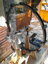 Photo: 300mm aluminium fan