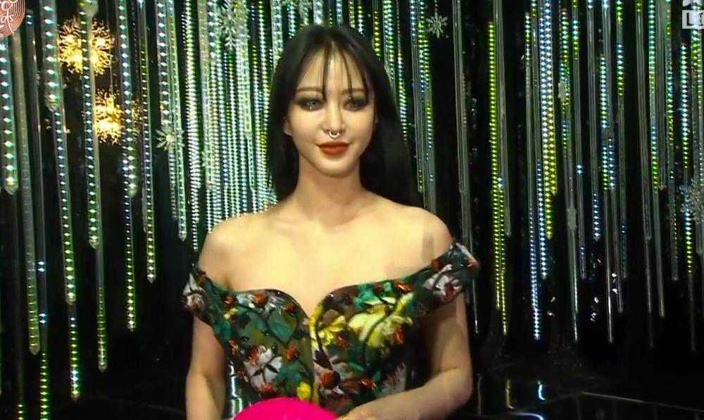 han-ye-seul-golden-disc-awards