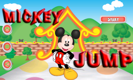 Mickey Jump 1.0 screenshot 130410