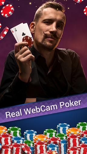WebCam Poker Club: Holdem, Omaha on Video-tables 1.6.4 5