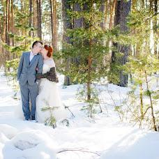 Wedding photographer Anastasiya Ladygina (Sciurus). Photo of 01.03.2016