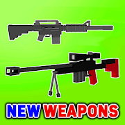 New Weapons Mod