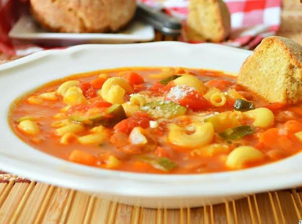 Minestrone--the Real Deal Recipe