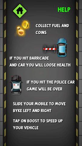 android Bike Bang Screenshot 1