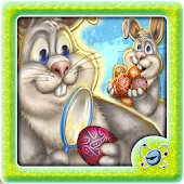 Hidden Objects Easter Garden