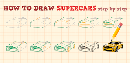 How To Draw Cars Apps On Google Play
