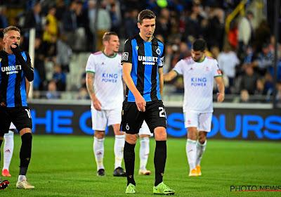 Club Brugge moet in eigen huis tevreden zijn met punt na bijna een hele helft te achtervolgen