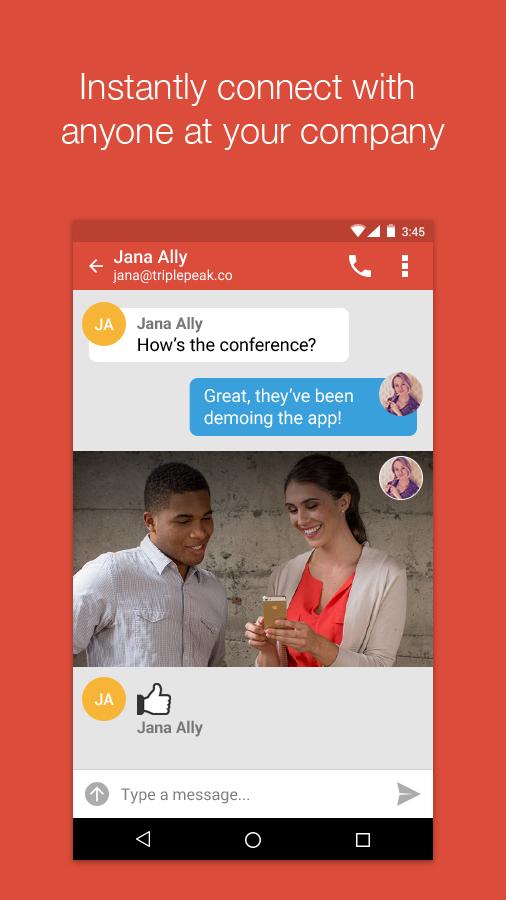 Cotap - Business Messaging - screenshot