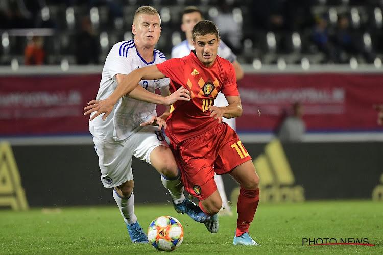 """Franco Antonucci, een belofte om in de gaten te houden: """"Binnen drie of zes maanden niet meer dezelfde voetballer"""""""