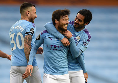 🎥 Manchester City, avec un brillant David Silva, domine Newcastle