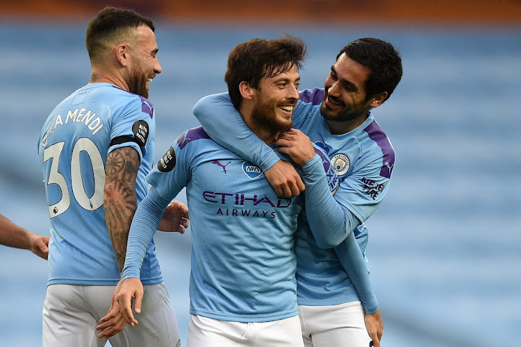 🎥 Manchester City, avec un brillant David Silva, domine Newcastle