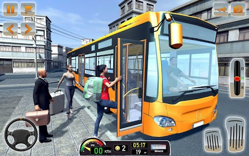 Dj. Driving King Bus Simulator: Bus Driving Games 3