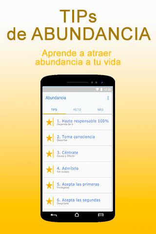 Abundancia Reto 1.0 screenshots 1