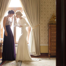 Wedding photographer Galina Nabatnikova (Nabat). Photo of 06.02.2017