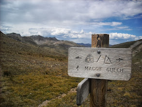 Photo: Heart thumpin' after many hours above 12,000ft.