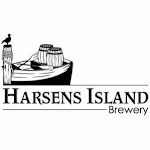 Logo for Harsens Island Brewery