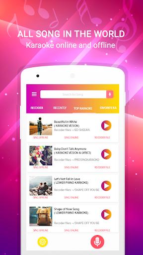 free download karaoke songs offline