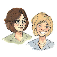 Patricia Paddey and Karen Stiller photo