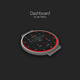 Pujie Black Watch Face Screenshot 27