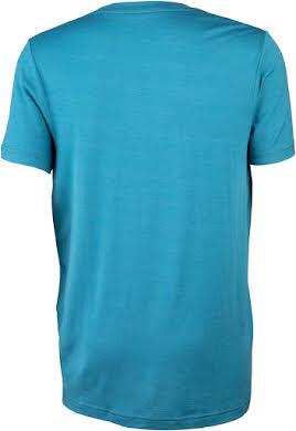 Surly Merino Pocket T-Shirt: Black alternate image 2