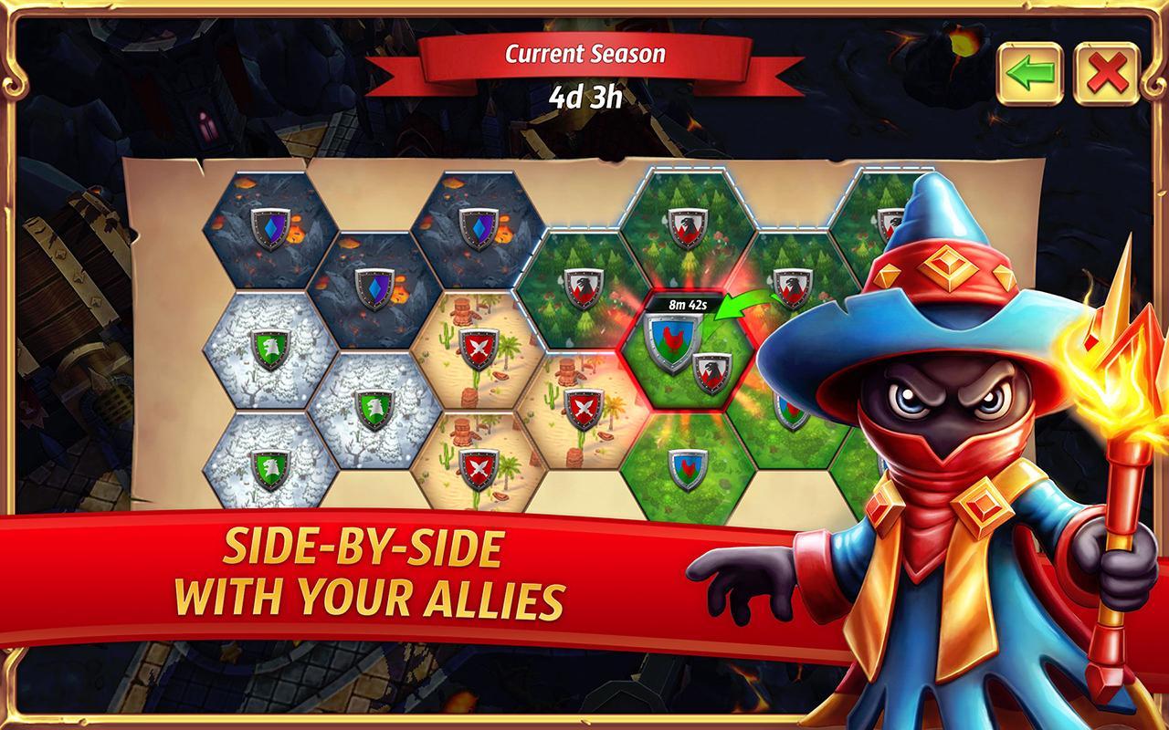 Royal Revolt 2- screenshot