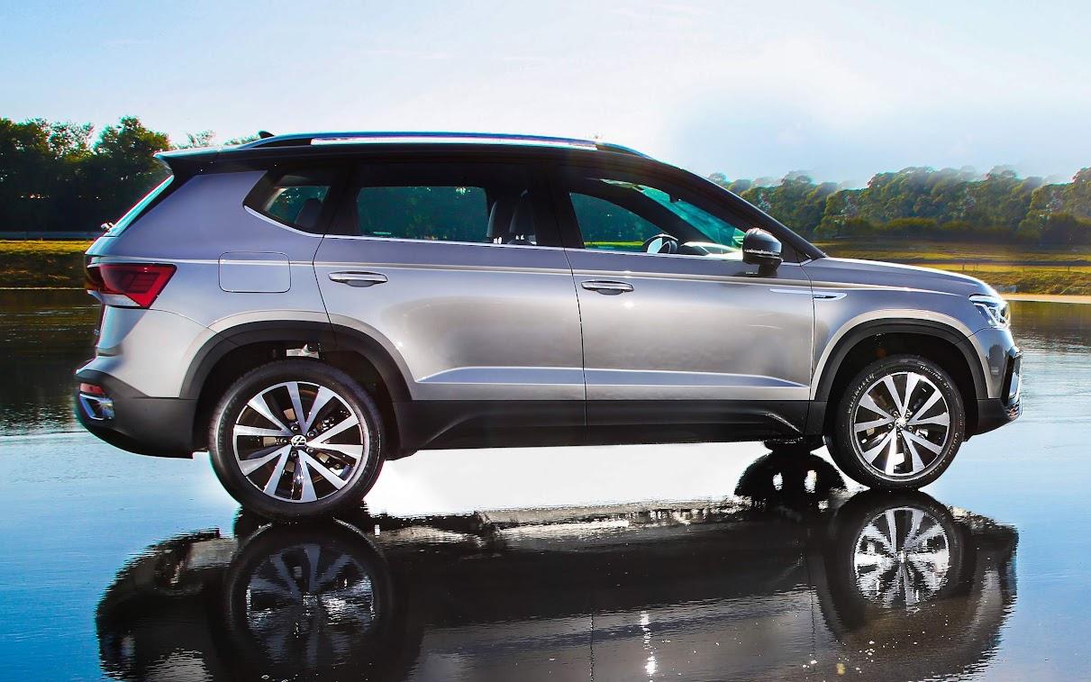 Volkswagen Taos 2022 chega ao Brasil: preço parte de R$ 154.990