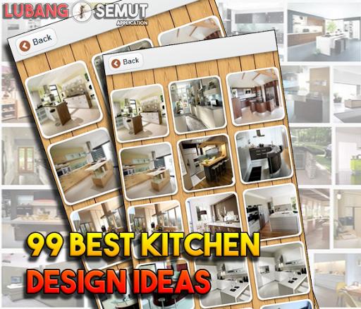ベストキッチンデザインアイディア