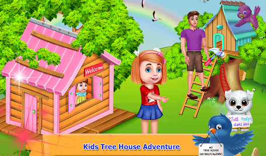 Kids Tree House - náhled