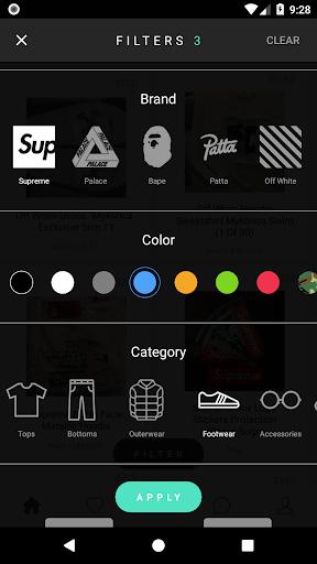 BUMP - Buy & Sell Streetwear Apk apps 2
