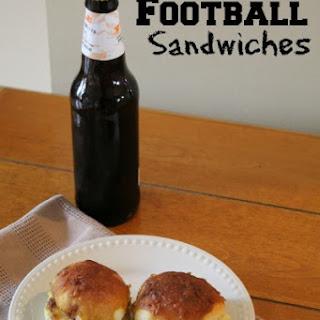 Football Sandwiches